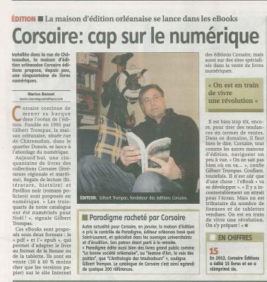 Rep du Centre 4/02/2013