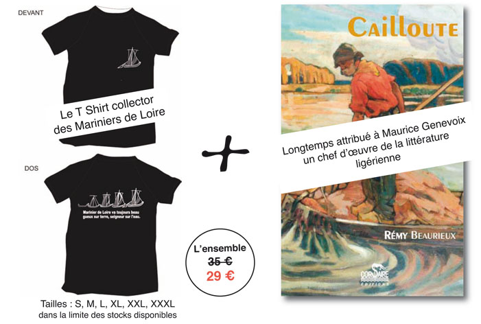 Offre T shirt + Cailloute